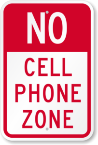 no-cell-phone-zone-sign-k-0410